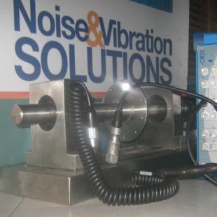 Análisis de vibraciones mecánicas